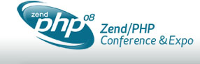 Logo Zend PHP 2008 - Conference et Exposition