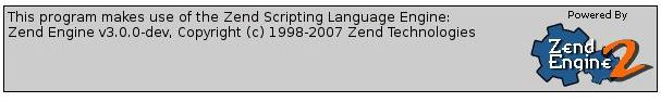 PHP 6 et Zend Engine 3